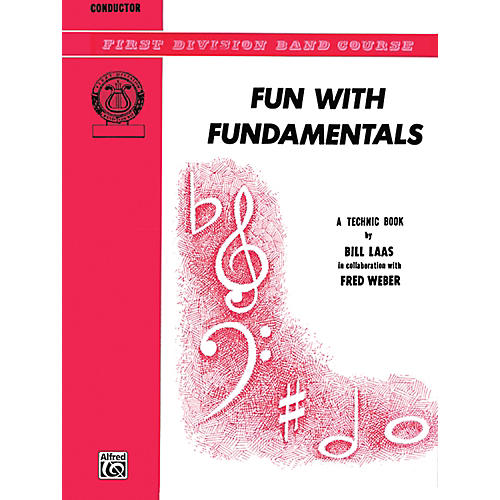 Alfred Fun with Fundamentals Conductor (Piano) Book