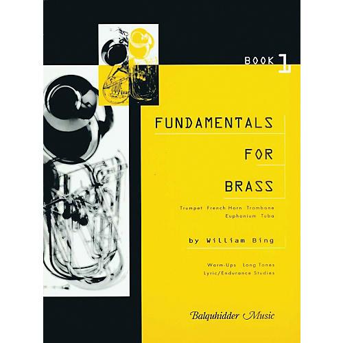 Carl Fischer Fundamentals for Brass, Book 1 Book-thumbnail