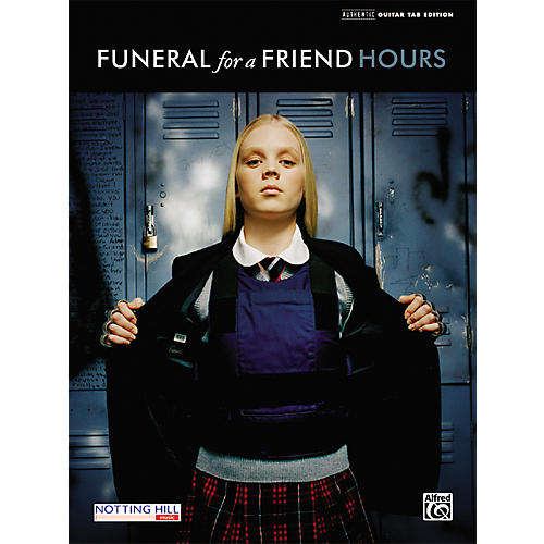 Alfred Funeral for A Friend Hours Guitar Tab Songbook-thumbnail