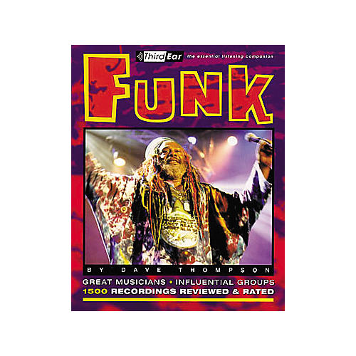 Backbeat Books Funk - Listening Companion Book