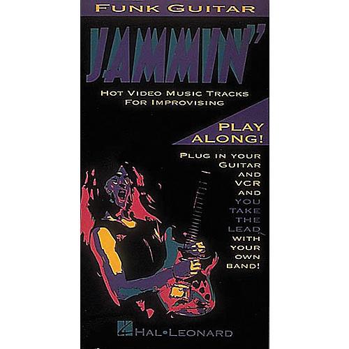 Hal Leonard Funk Guitar Jammin'