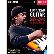 Berklee Press Funk/R&B Guitar - Creative Solos, Grooves & Sounds (Book/CD)