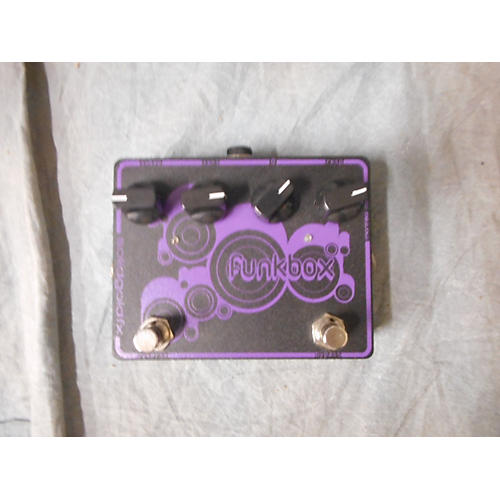 SolidGoldFX Funkbox Effect Pedal-thumbnail