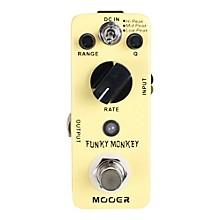 Mooer Funky Monkey Digital Auto Wah Guitar Effects Pedal