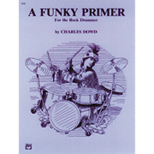 Alfred Funky Primer for Rock Drum-thumbnail