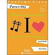 Faber Piano Adventures Funtime Piano Favorites Book Level 3A-3B Easy Piano - Faber Piano