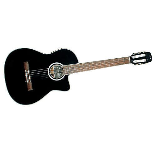 Cordoba Fusion 12 Jet II Nylon-String Acoustic-Electric Guitar-thumbnail