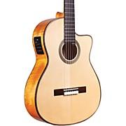 Cordoba Fusion 12 Maple Acoustic-Electric Nylon String Classical Guitar