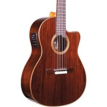 Cordoba Fusion 12 Rose Acoustic-Electric Nylon String Classical Guitar