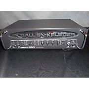 Gallien-Krueger Fusion 550 Hybrid 550W Bass Amp Head