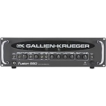 Gallien-Krueger Fusion 550 Hybrid Valve Bass Amplifier Level 1