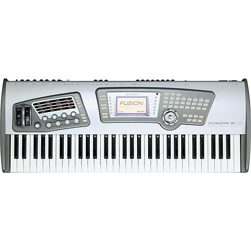 Alesis Fusion 6HD 61-Note Keyboard Workstation