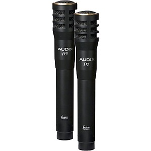 Audix Fusion F15 Cymbal Condenser Microphone 2 Pack by Audix