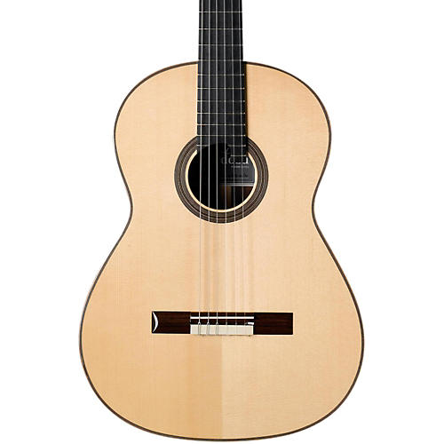Cordoba Fusion Orchestra Pro SP Acoustic-Electric Nylon-String Classical Guitar Natural