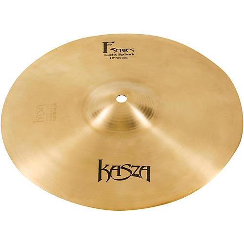 Kasza Cymbals Fusion Splash Cymbal 12 in.