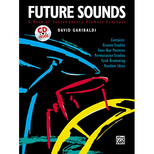Alfred Future Sounds Drum Set Book & CD-thumbnail