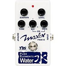 Maxon Fuzz Elements Water Guitar Fuzz Pedal