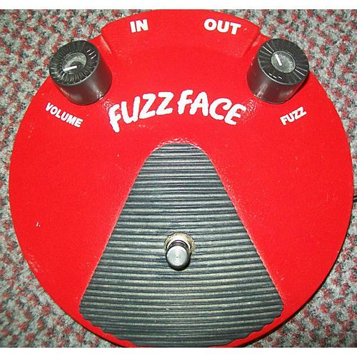 Dunlop Fuzz Face Effect Pedal-thumbnail