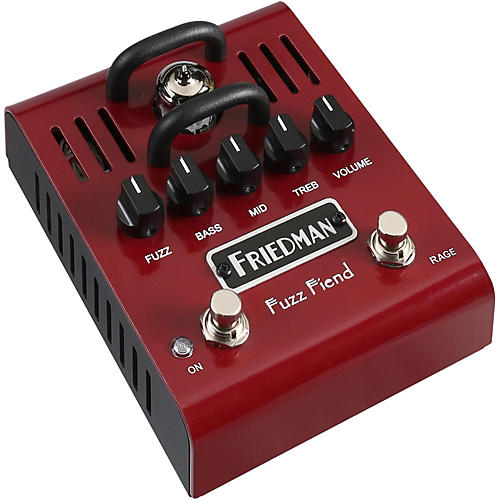 friedman fuzz fiend tube fuzz effects pedal guitar center. Black Bedroom Furniture Sets. Home Design Ideas