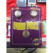 BBE Fuzz Freeze Effect Pedal