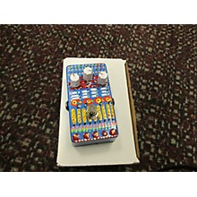 Keeley Fuzz Hand Painted Laura Bennet 2015 Effect Pedal