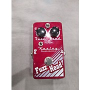 Keeley Fuzz Head Effect Pedal