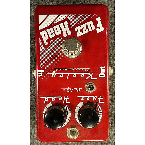 Keeley Fuzz Head Effect Pedal-thumbnail