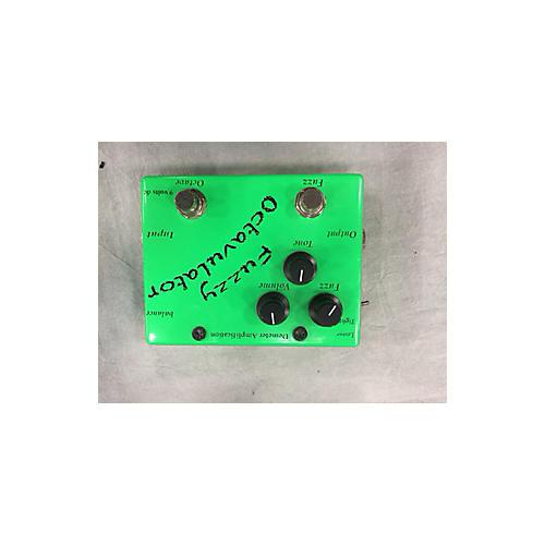 DEMETER Fuzz Octavulator Effect Pedal-thumbnail