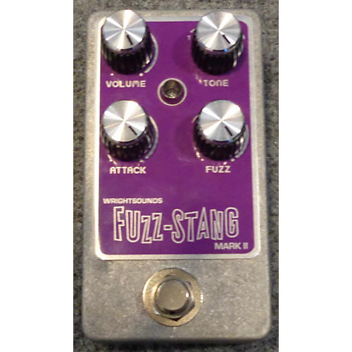 In Store Used Fuzz-Stang Effect Pedal