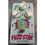 Biyang Fuzz Star FZ-10 Effect Pedal
