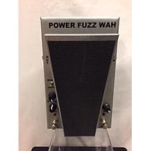 Morley Fuzz/Wah Effect Pedal