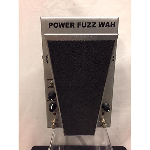 used morley fuzz wah effect pedal guitar center. Black Bedroom Furniture Sets. Home Design Ideas
