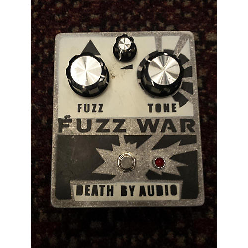 Death By Audio Fuzz War Effect Pedal-thumbnail