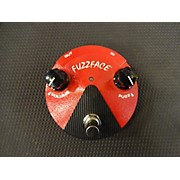 Dunlop Fuzzface Mini (Red) Effect Pedal