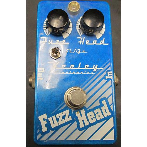 Keeley Fuzzhead Effect Pedal
