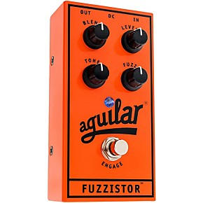 aguilar fuzzistor bass fuzz pedal guitar center. Black Bedroom Furniture Sets. Home Design Ideas