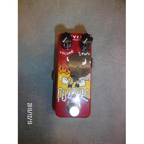 Zvex Fuzzolo Effect Pedal-thumbnail