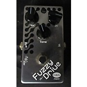 Xotic Fuzzy Drive Effect Pedal