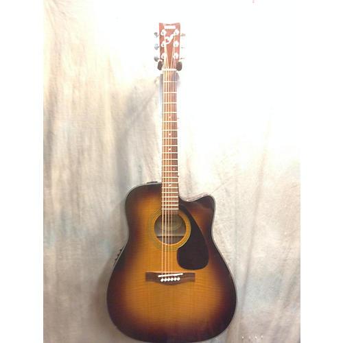 Yamaha Fx340cf Acoustic Electric Guitar