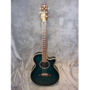 Crafters of Tennessee Fx550EQ Acoustic Electric Guitar