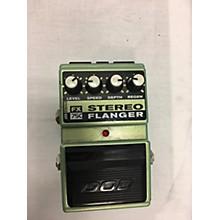 DOD Fx75c Stereo Flanger Effect Pedal