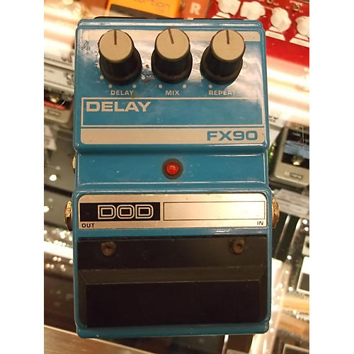 DOD Fx90 Delay Effect Pedal-thumbnail