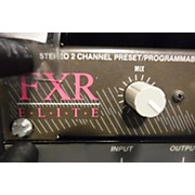 Art Fxr Elite Effects Processor