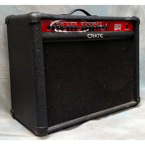Crate Fxt120 2x12 120 Watt Guitar Combo Amp-thumbnail