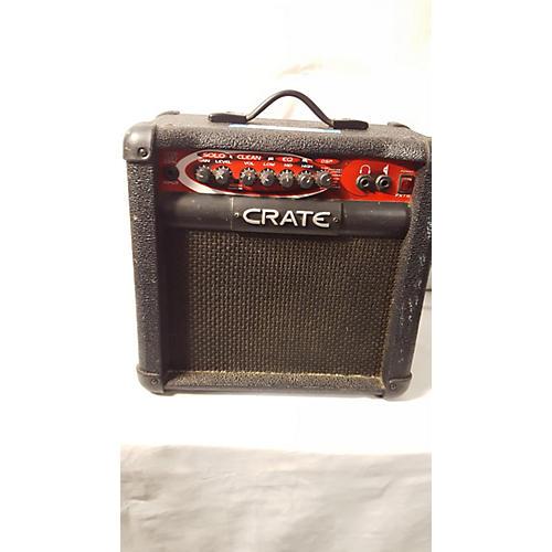 used crate fxt15 guitar combo amp guitar center. Black Bedroom Furniture Sets. Home Design Ideas