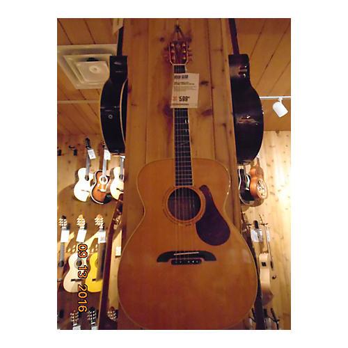 Alvarez Fy95 Acoustic Guitar-thumbnail