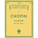 G. Schirmer Chopin Album Of 33 Compositions For The Piano By Chopin (50252290)