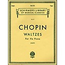 G. Schirmer Waltzes For The Piano By Chopin (50252160)