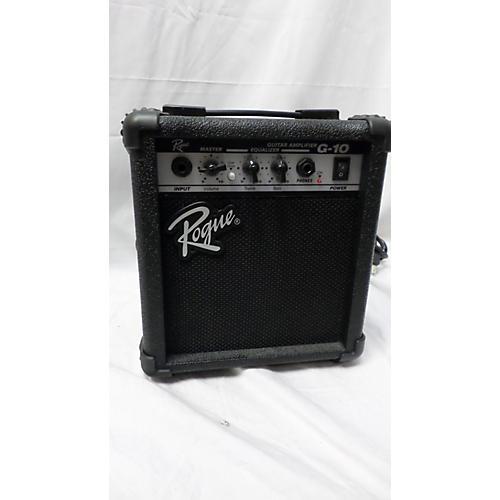 used rogue g 10 guitar amp guitar combo amp guitar center. Black Bedroom Furniture Sets. Home Design Ideas