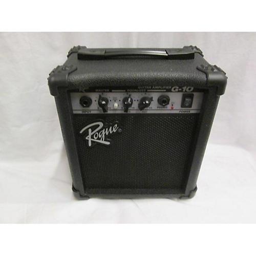 used rogue g 10 guitar combo amp guitar center. Black Bedroom Furniture Sets. Home Design Ideas
